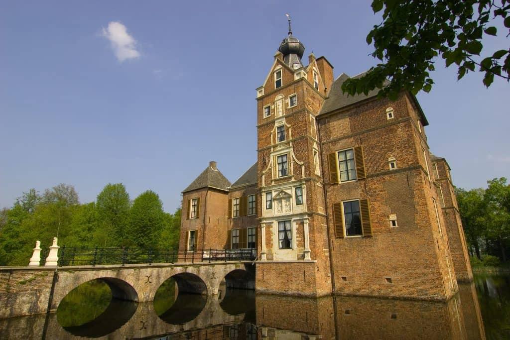 Kasteel Cannenburch in Vaassen, Gelderland