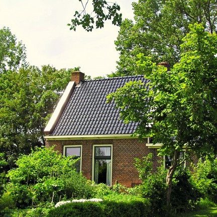 Logement Doosje in Warfstermolen, Friesland