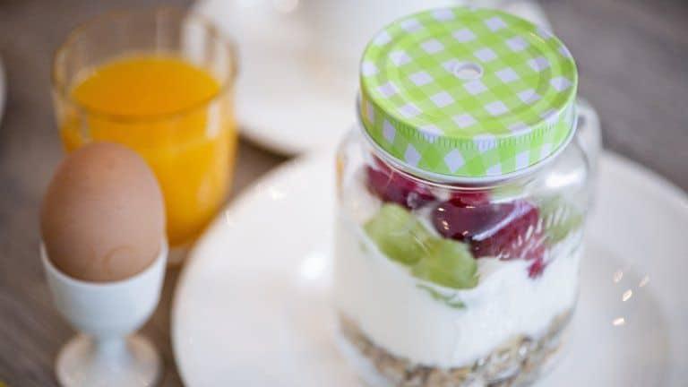 Ontbijt Bed and Breakfast het Vinkenest in Nijverdal