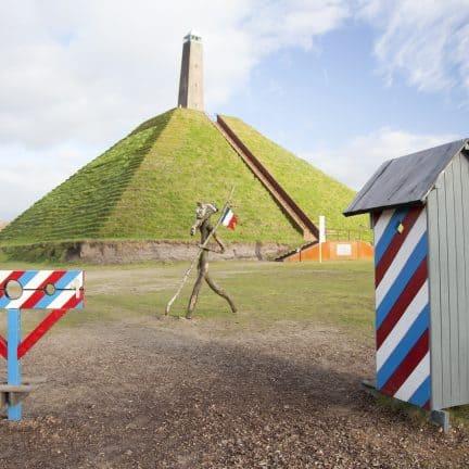 Pyramide van Austerlitz in Gelderland