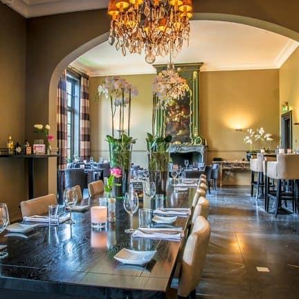 Restaurant van Fletcher Landgoed Hotel Renesse