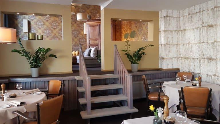 Restaurant van Hotel Restaurant De Eenhoorn