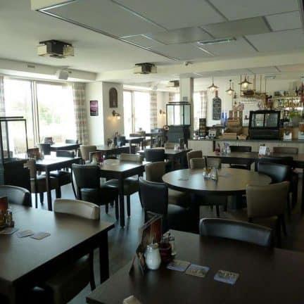 Restaurant van Hotel 't Zwaantje Callantsoog