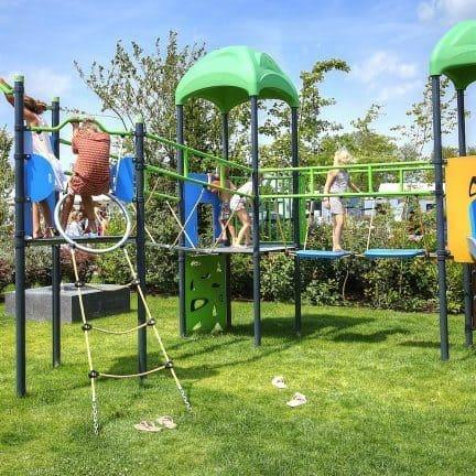 Speeltuin van Droompark Bad Hulckesteijn