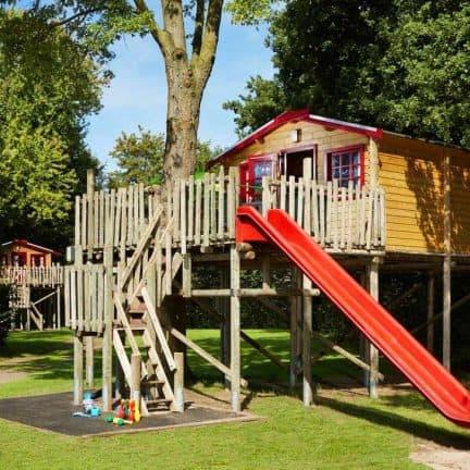 Vakantiepark Dierenbos in Vinkel, Noord-Brabant