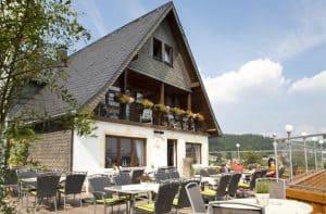 Wald Hotel Willingen in Willingen, Duitsland