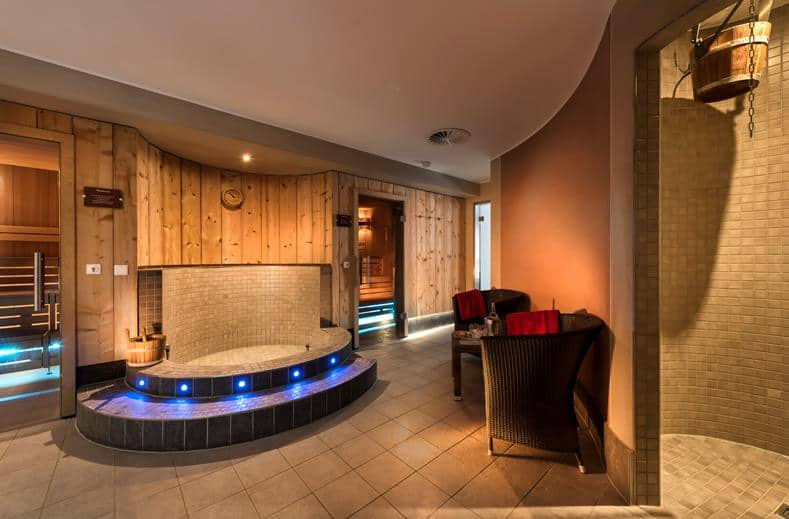 Wellness van Best Western Plus Hotel Willingen
