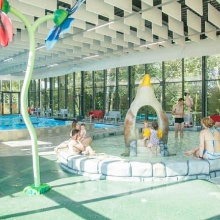 Zwembad van Dormio Resort Maastricht in Limburg