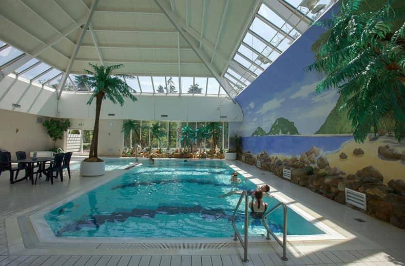 Zwembad van Landgoed Ruwinkel