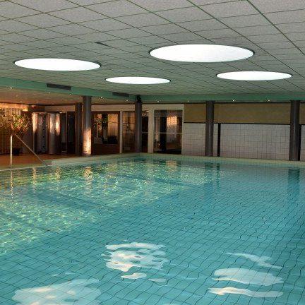 Zwembad van Resort Bad Boekelo