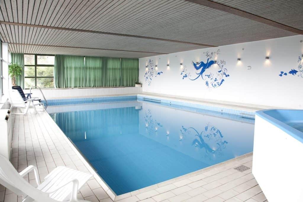 Zwembad van Wald Hotel Willingen