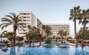 Adults Only Aqua Hotel Silhouette & Spa in Malgrat de Mar, Spanje