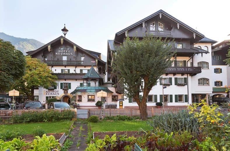 Alpendomizil Neuhaus in Mayrhofen, Oostenrijk