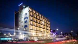 Badhotel Scheveningen in Zuid-Holland