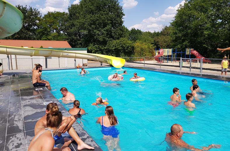 Camping De Tien Heugten in Schoonloo, Drenthe