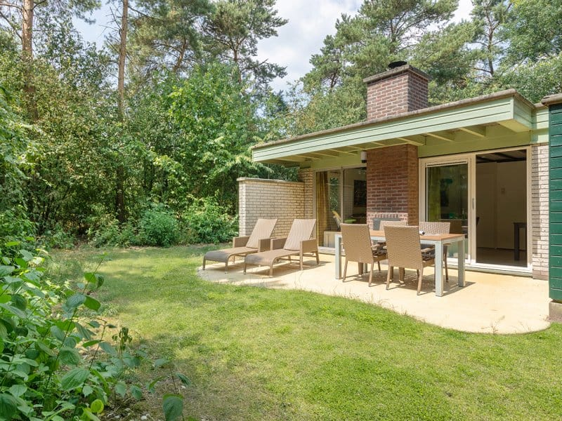 Cottage van Center Parcs de Limburgse Peel