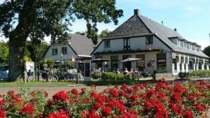 De Koningsherberg in Anloo, Drenthe