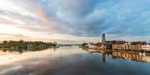 Deventer en de ijssel
