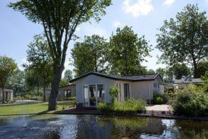 Droompark Molengroet in Noord-Scharwoude, Noord-Holland