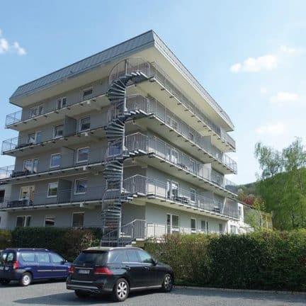Fabry Im Hof in Bollendorf, Duitsland