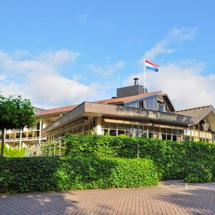 Fletcher Hotel-Restaurant Jan van Scorel in Schoorl, Noord-Holland