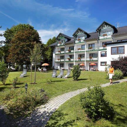 Hotel Edelweiss Willingen in Willingen, Duitsland