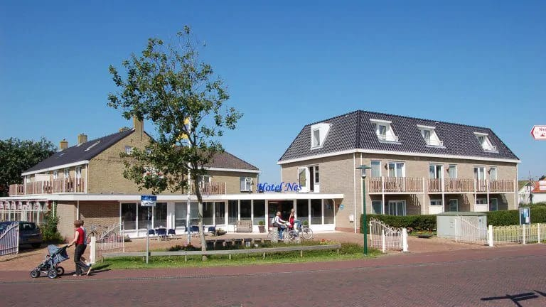 Hotel Nes in Nes, Ameland