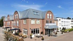 Hotel De Pelikaan in De Koog, Texel