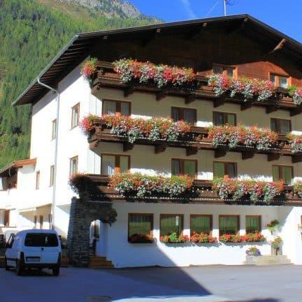 Hotel Pension St. Leonhard in Tirol, Oostenrijk