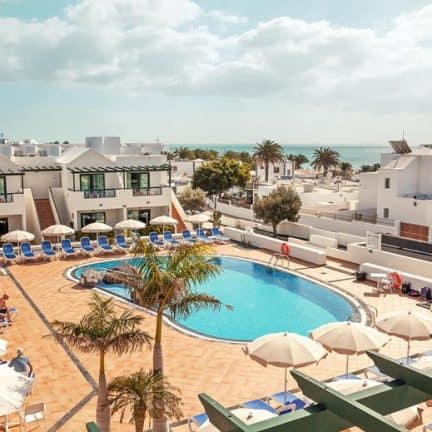 Hotel Pocillos Playa in Puerto del Carmen, Lanzarote