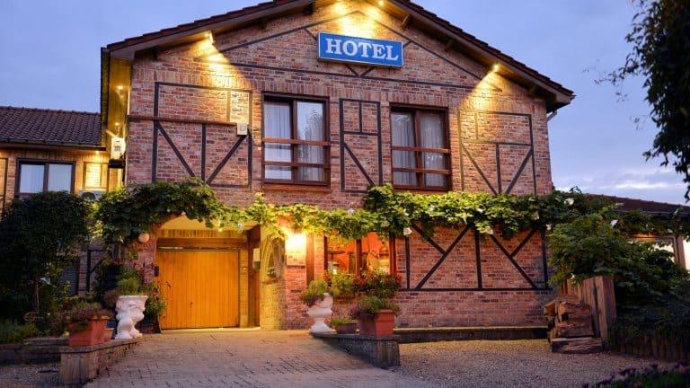 Hotel de Stokerij in Oudenburg, België