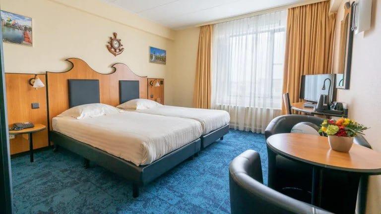 Hotelkamer van Badhotel Scheveningen