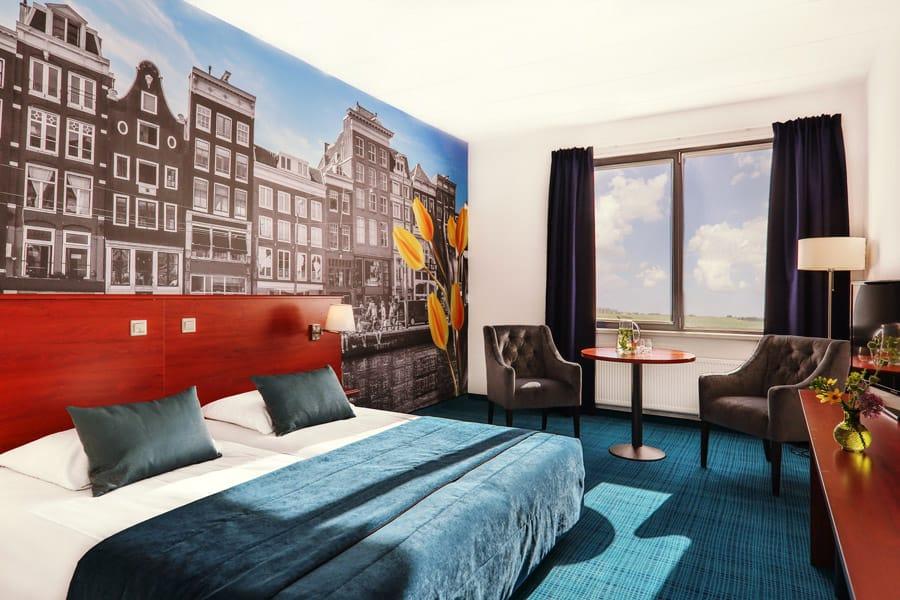 Hotelkamer van Golden Tulip Zevenbergen
