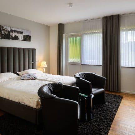 Hotelkamer van Hotel Bemelmans