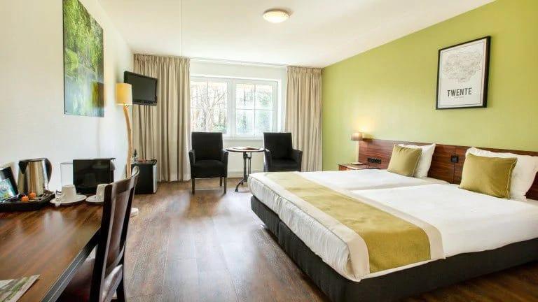Hotelkamer van Hotel Herikerberg