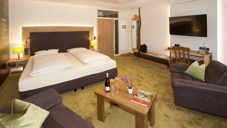 Hotelkamer van Hotel Kleins Wiese