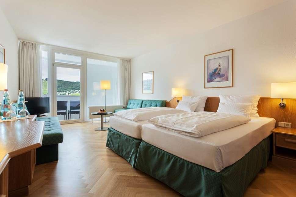 Hotelkamer van Sauerland Stern Hotel