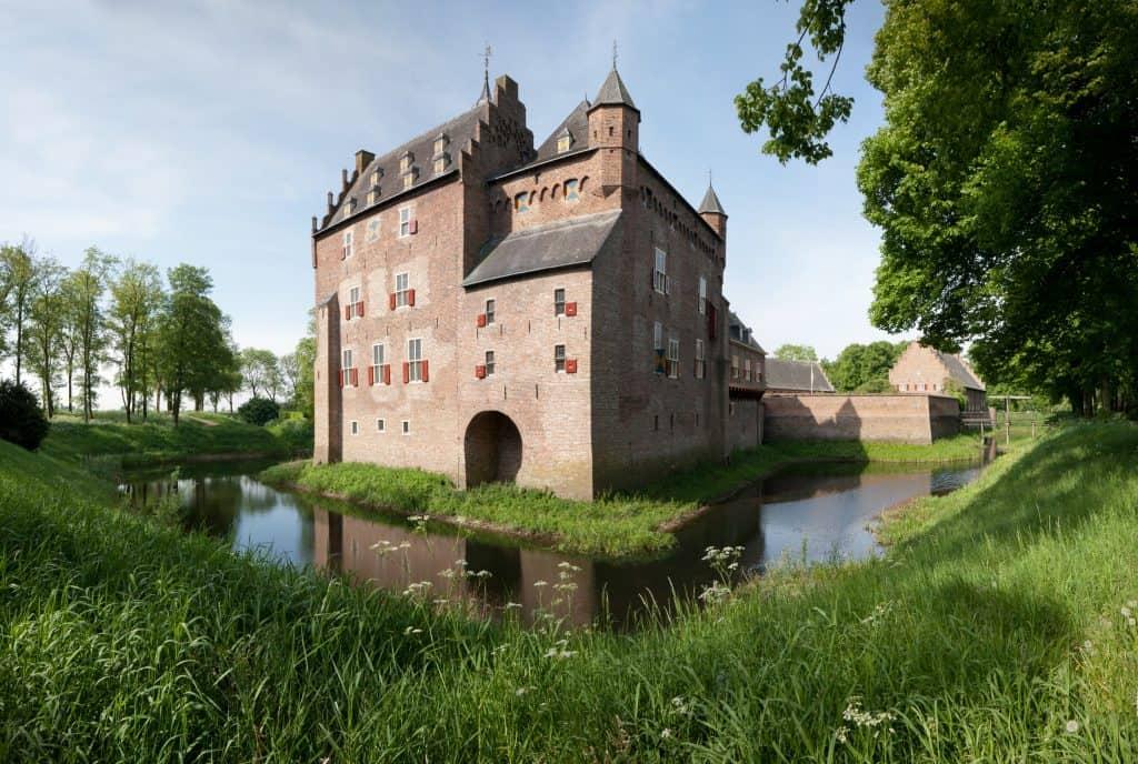 Kasteel Doorwerth in Gelderland