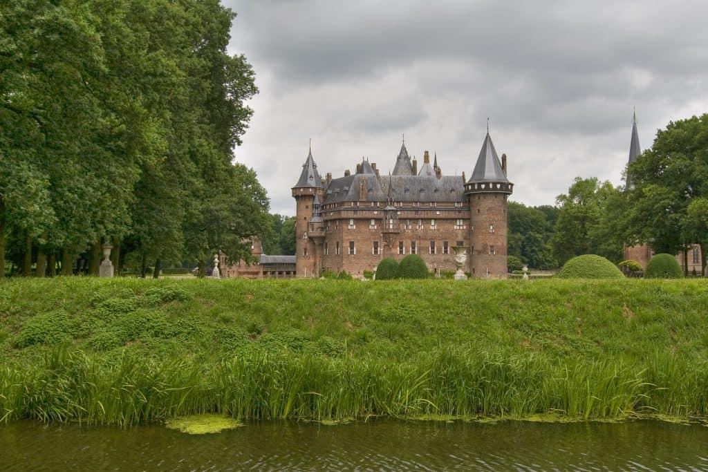 Kasteel de Haar in Utrecht