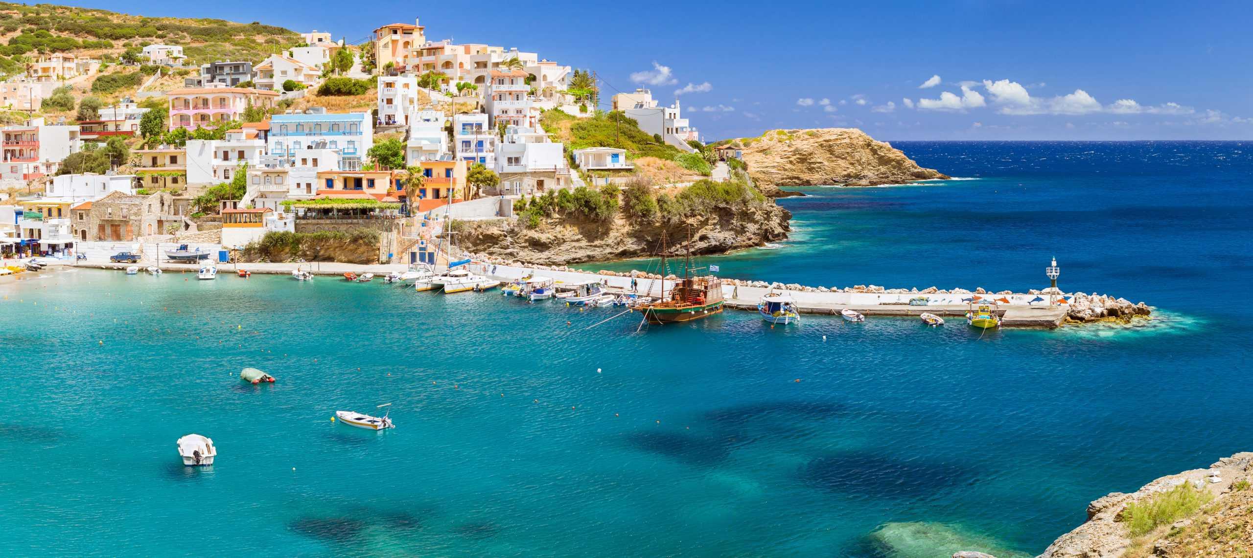 Kreta vakantie aanbiedingen en last minutes