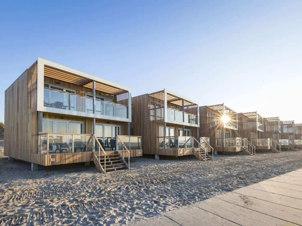 Landal Beach Villa's Hoek van Holland in Zuid-Holland
