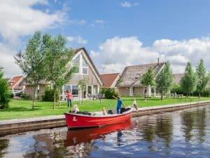 Landal Waterpark Terherne in Friesland