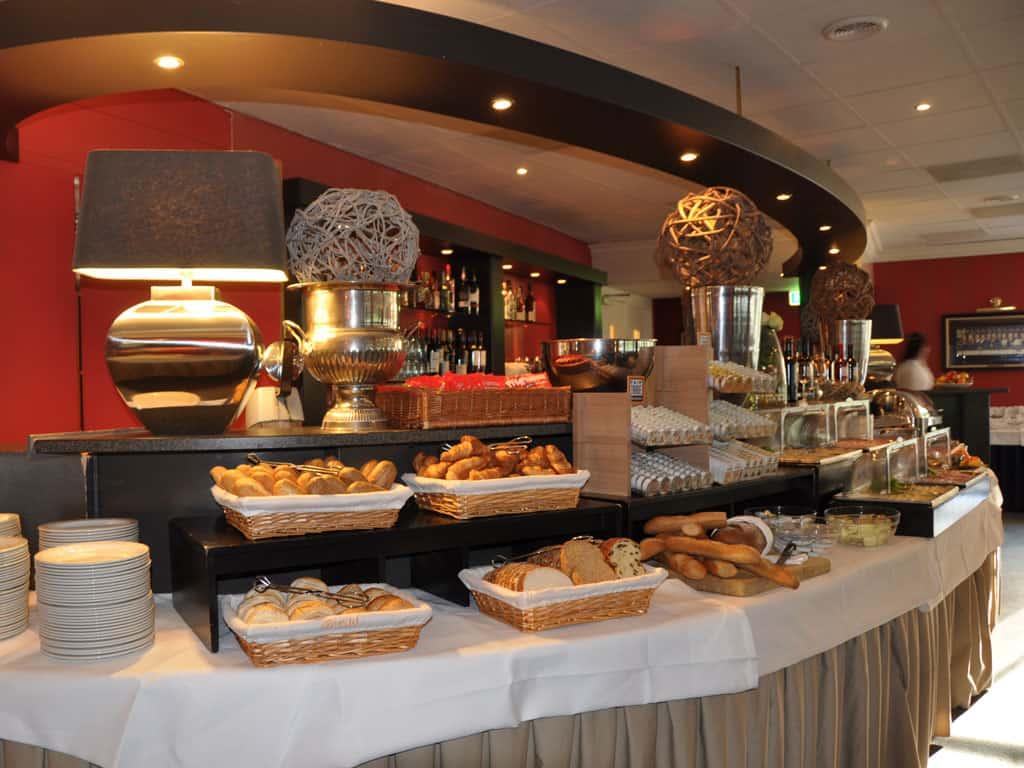 Ontbijt van Fletcher Hotel-Restaurant Jan van Scorel