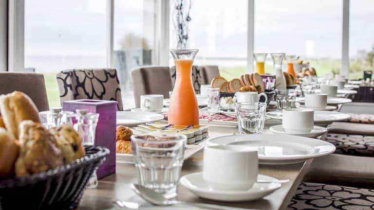Ontbijt van Hampshire Hotel Churchill Terneuzen