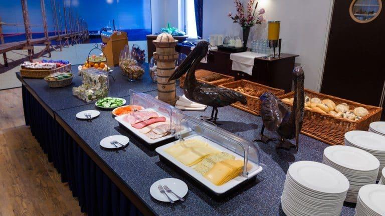 Ontbijt van Hotel De Pelikaan