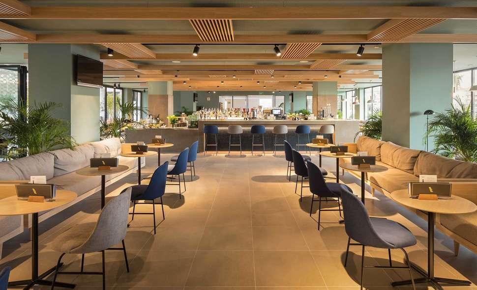 Restaurant van Aqua Hotel Silhouette & Spa