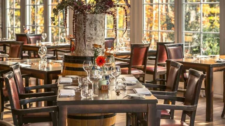 Restaurant Bistro Herikerberg van Hotel Herikerberg