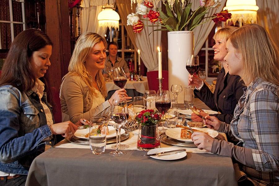 Restaurant van Golden Tulip Zevenbergen