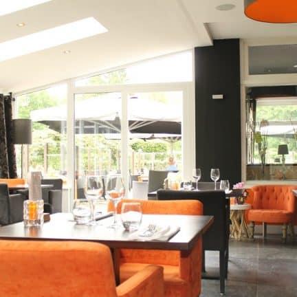 Restaurant Hoogheid van Charme Hotel Oranjeoord