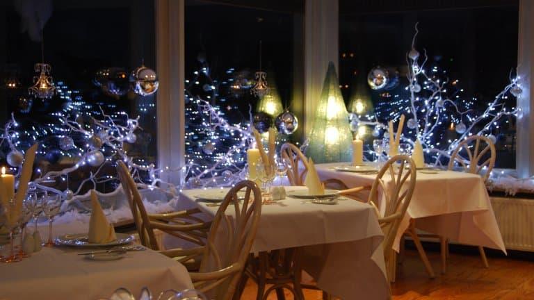 Restaurant van Hotel de Stokerij